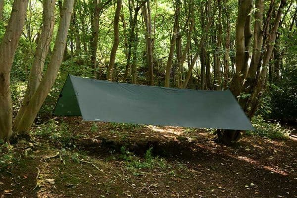 DD SuperLight - Tarp XL - Olive Green