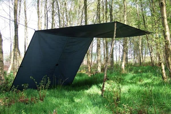 DD Tarp XL olive green