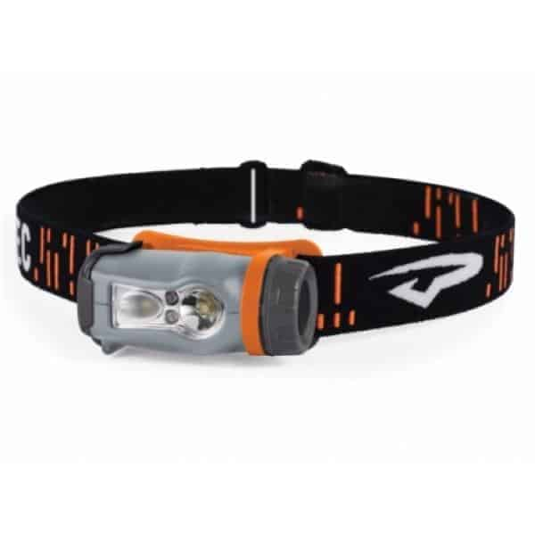 Princeton Tec Axis LED Head Torch - Orange