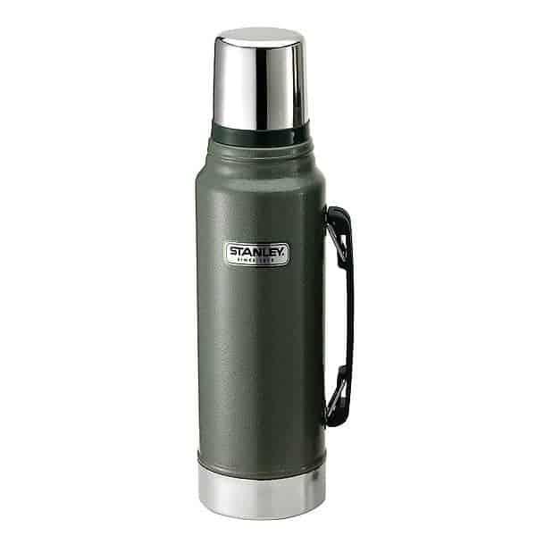 Stanley classic vacuum bottle 1. 0l - hammertone green