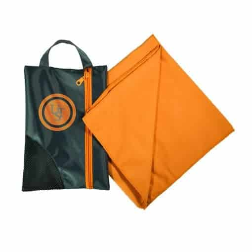 Ust microfiber towel 0. 5 - orange