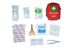 First Aid And Survival Kits