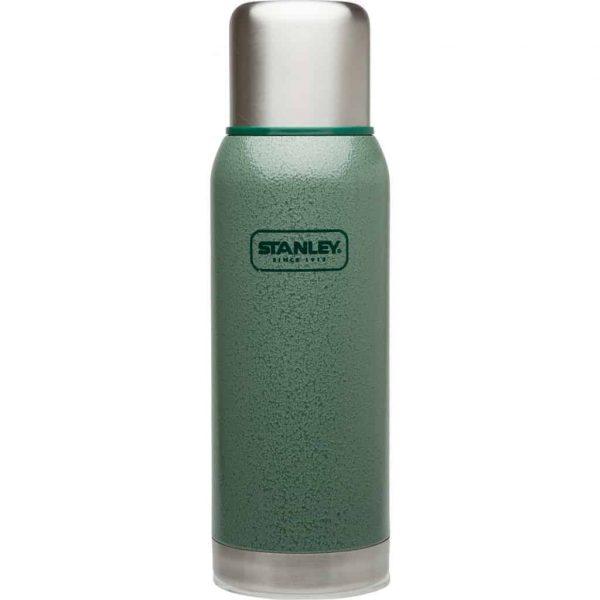 Stanley adventure vacuum bottle 1. 0l hammertone green