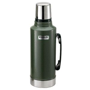 Stanley Classic Vacuum Bottle Flask 1.9L - Hammertone Green