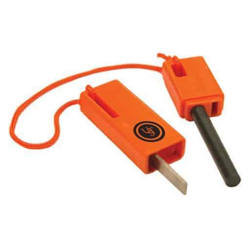 SparkForce Fire Starter, Orange