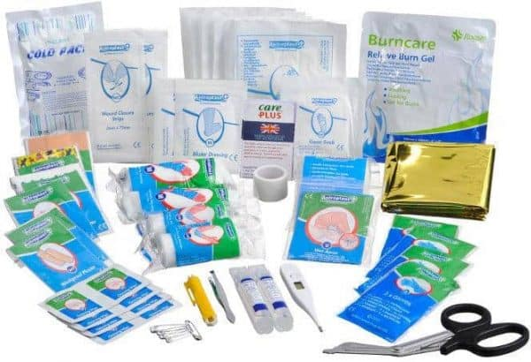Care plus family first aid kit