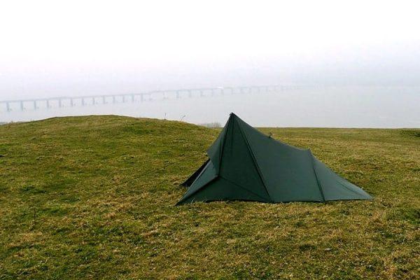 Dd superlight tarp - od green