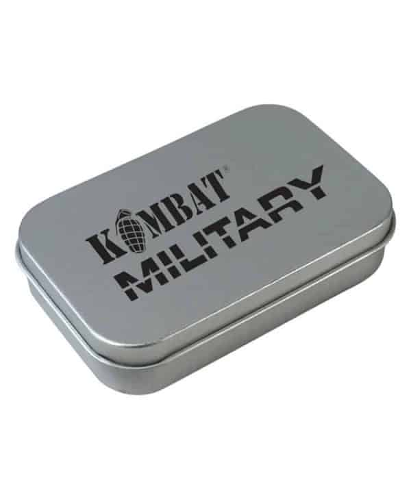Kombat UK Fire Starting Kit tin