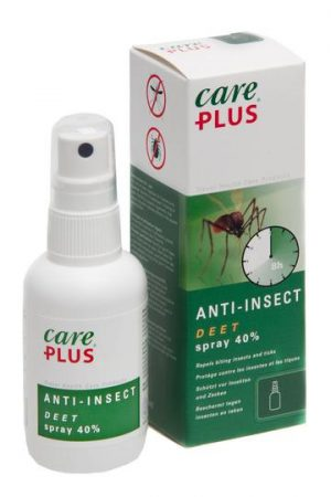 CARE PLUS INSECT REPELLENT, 40% DEET SPRAY (60ML)