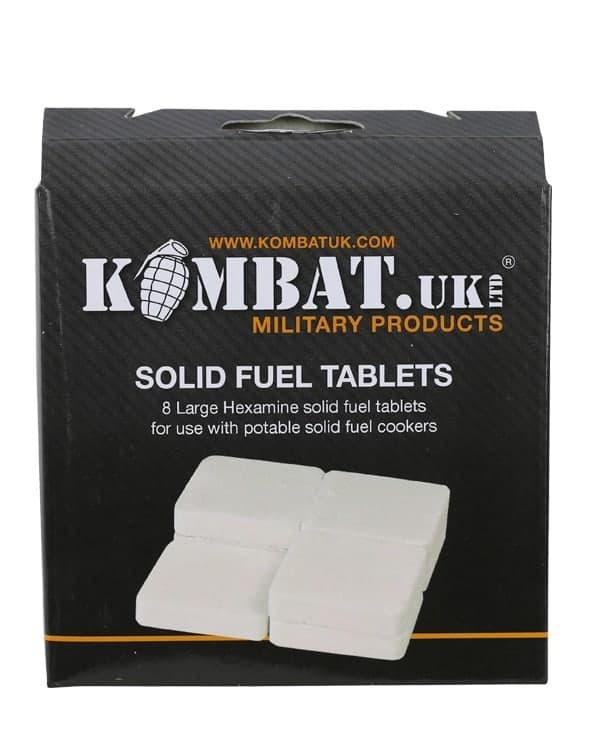 Kombat Uk Solid Fuel Tablets