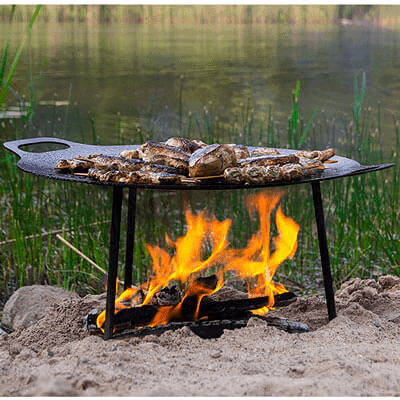 Petromax Griddle and Firebowl fs38 (38cm)