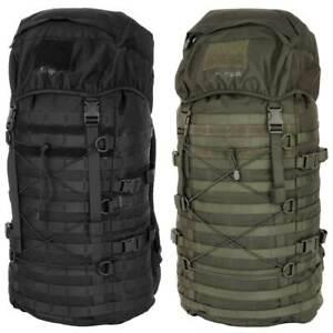 Snugpak endurance 40l tactical rucksack black / olive