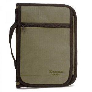Snugpak Grab A5 - Olive Document travel folder