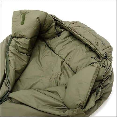 Snugpak special forces 2 extra long - olive