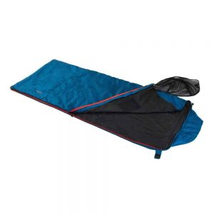 Snugpak Travelpak Traveller Sleeping Bag - Petrol Blue