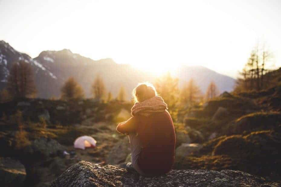 5 essential tips if you are camping solo for the first time top tips
