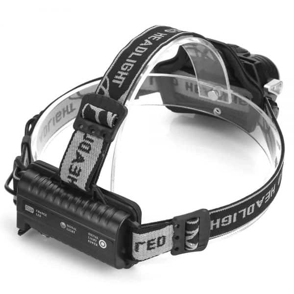 AloneFire HP20 XML T6 LED High power Zoom Headlight (Rechargeable)