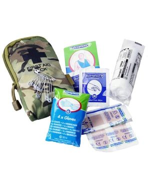 Kombat UK Small First Aid Kit - BTP