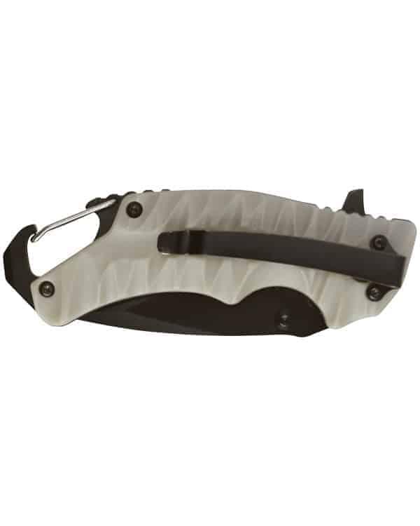 Kombat UK Elite / Gator Lock Knife (Black / Coyote)
