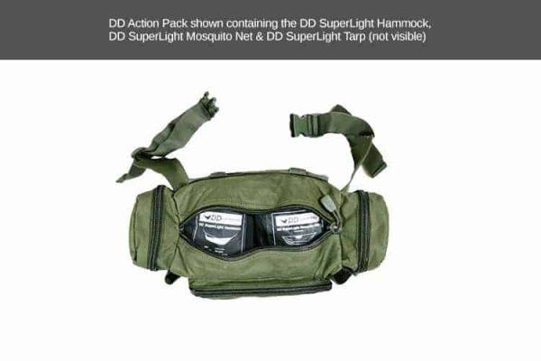 Dd action pack black / olive