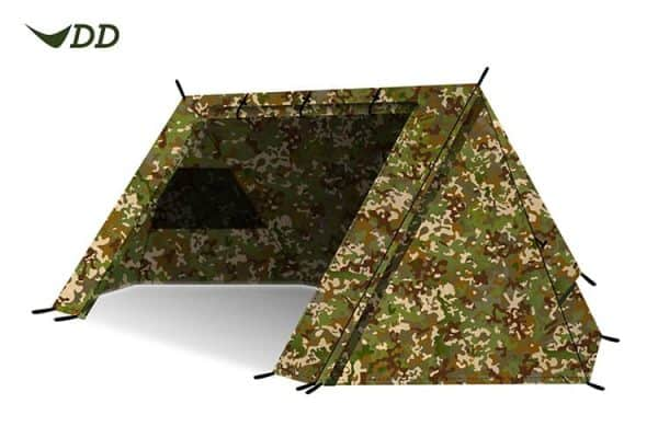 DD Hammocks A-Frame Tent - Multicamo