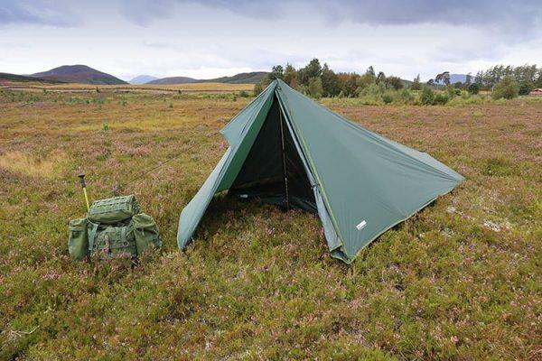 Dd superlight - pathfinder tent