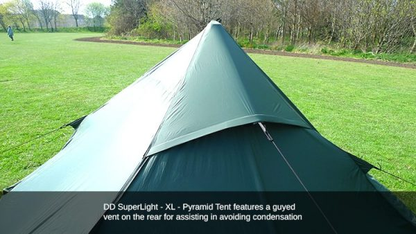 DD SuperLight XL Pyramid Tent