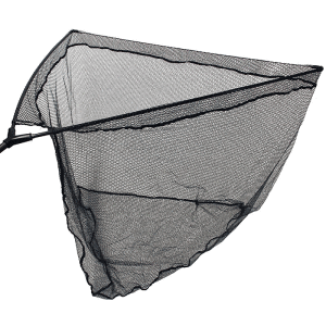 "NGT 42"" Specimen Rubber Net - Quick Dry Rubber with Metal 'V' Block and Stink Bag"