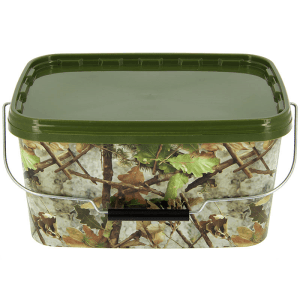 NGT Square Bait Bucket (Various size)