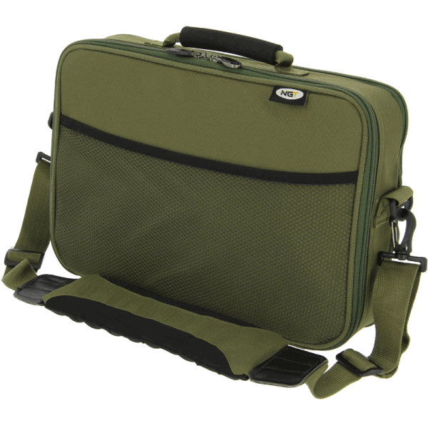 Ngt carp case system - bivvy table, tackle box and bag system
