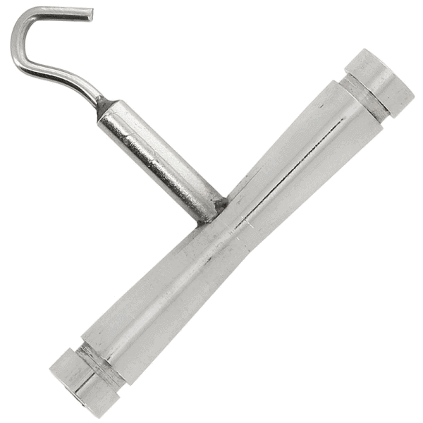 NGT Knot Puller - Stainless Steel
