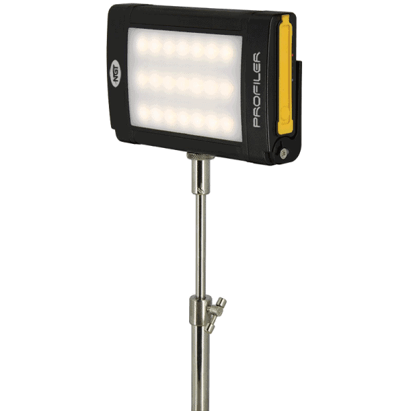 GT Profiler 21 LED Light with 8000mAh Rechargeable Powerbank Battery and Solar Panel