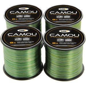 NGT Camo Bulk Spools of Line (Various Weights)