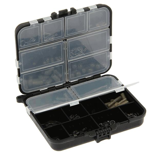 Ngt terminal tackle set - 175pc carp kit