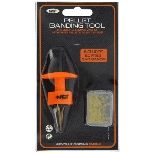 NGT Pellet Bander - Includes 50 Bands