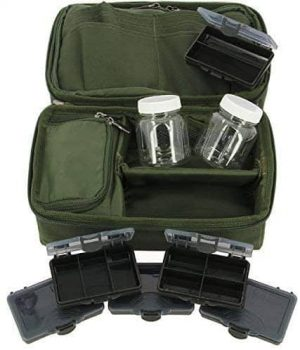 Tackle Box's and Luggage