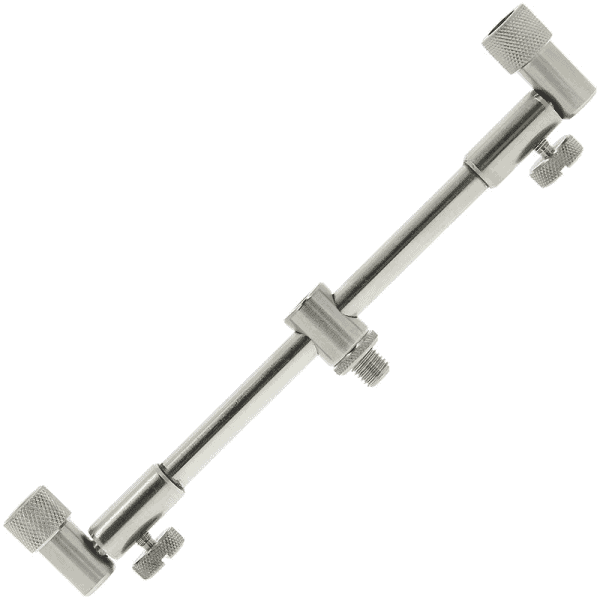 Ngt stainless adjustable 2 rod buzz bar 20-30cm