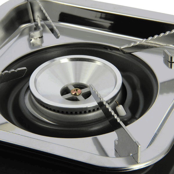 NGT Dynamic Stove - Stable off the Floor Cooking