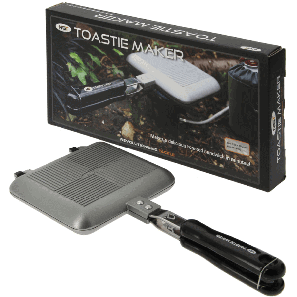 Ngt bankside sandwich toaster - gun metal