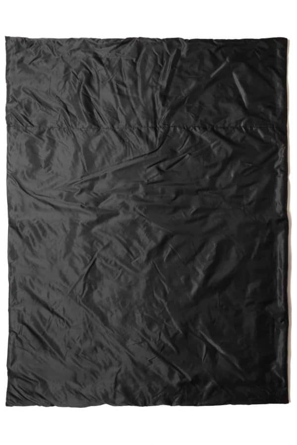 Snugpak insulated jungle travel blanket black olive