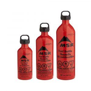 MSR Fuel Bottle (Various sizes)