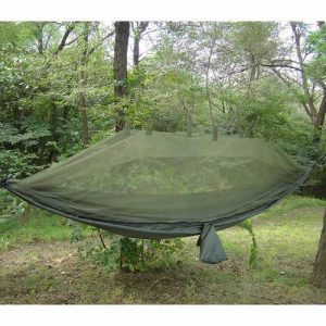 Snugpak Jungle hammock with mosquito net