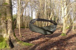 DD hammocks SuperLight - Frontline Hammock - Olive Green