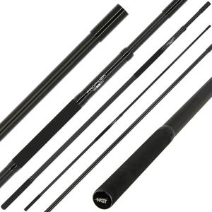 NGT Profiler Specimen Net Handle - 1.8m, 2 Section Extendable Carbon Net Handle