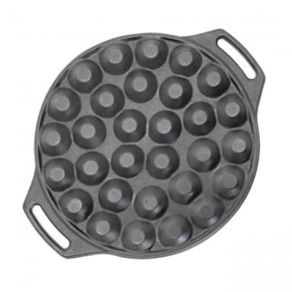 Petromax poffertjes pan cast iron