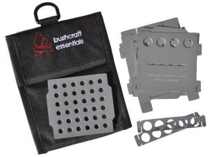 Bushcraft Essentials Bushbox Set outdoor stove