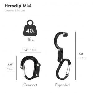 Heroclip mini