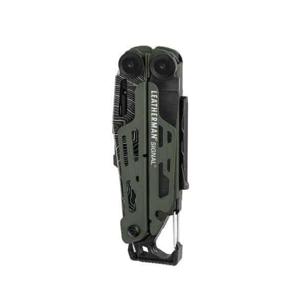 Leatherman Signal® Multi-Tool w/Nylon Sheath - Topo