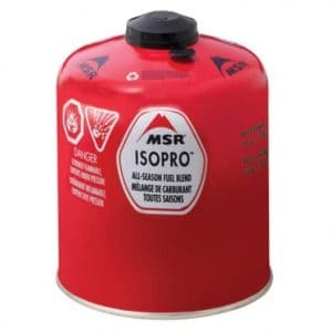 MSR® IsoPro™ Fuel / Gas Canister 450g