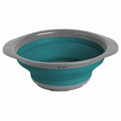 Outwell collaps bowl l 27. 7cm deep blue